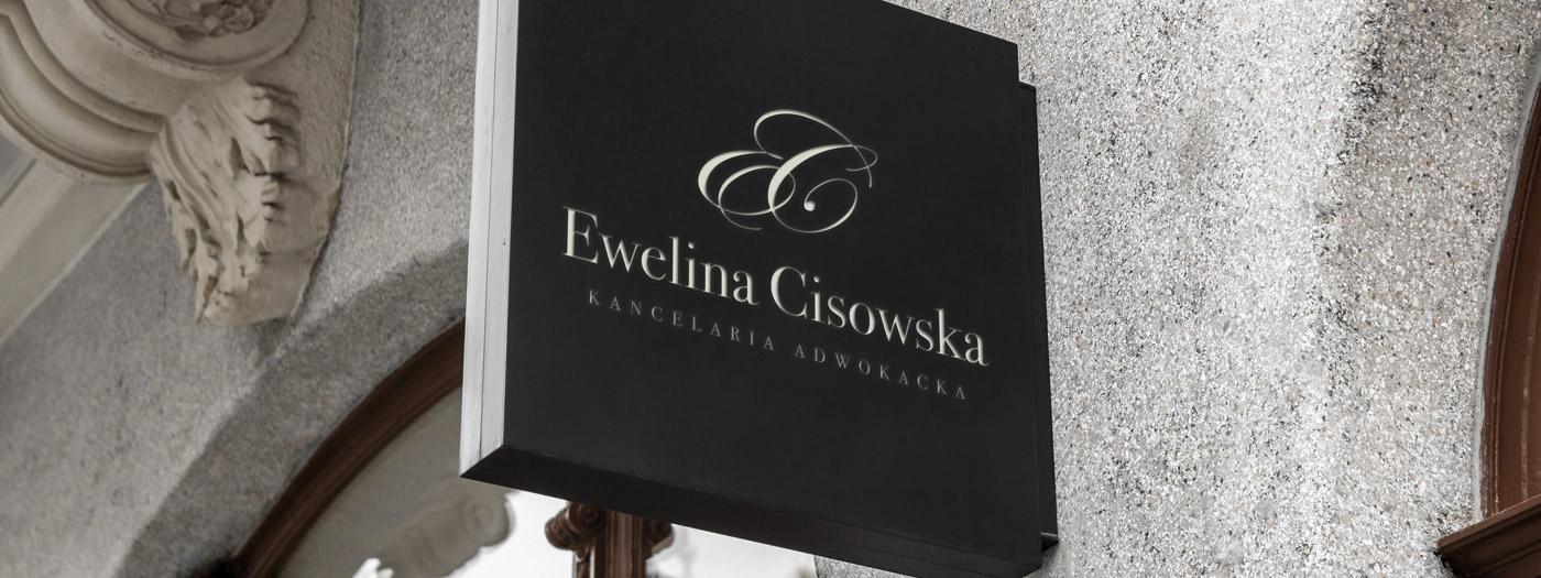Projekt logo dla Kancelaria Adwokacka Ewelina Cisowska