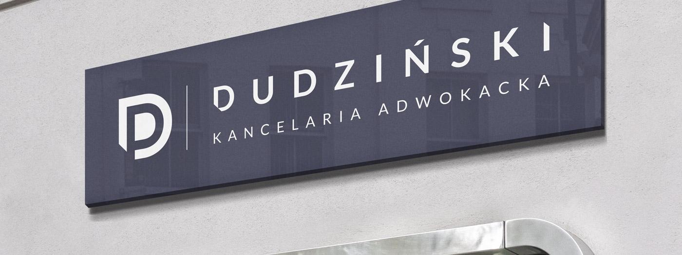 Projekt logo dla Kancelaria Adwokacka Piotr Dudziński