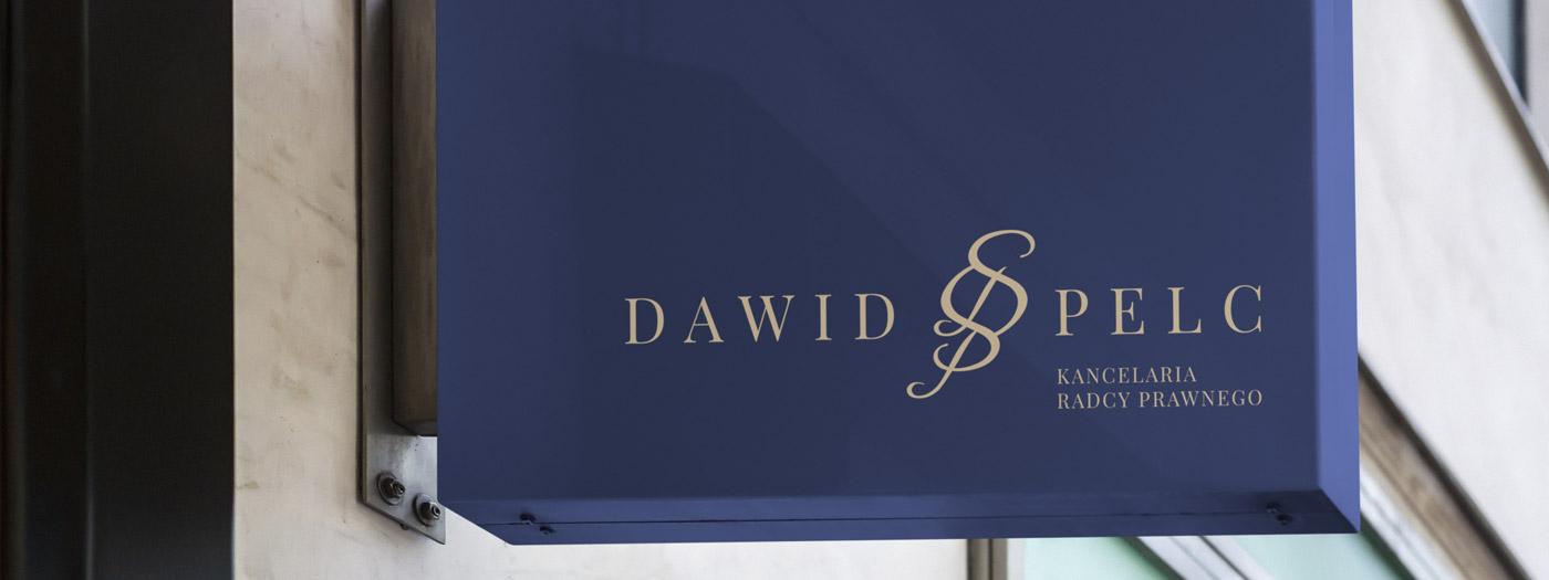 Projekt logo dla Kancelaria radcy prawnego Dawid Pelc