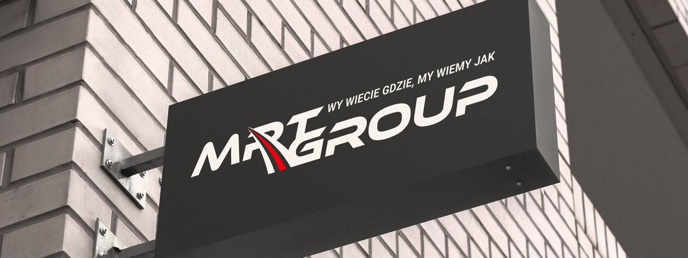 Projekt logo dla MRT Group