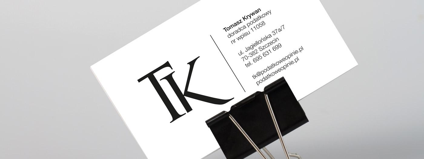 Wizytówka dla Kancelaria doradztwa podatkowego Tomasz Krywan